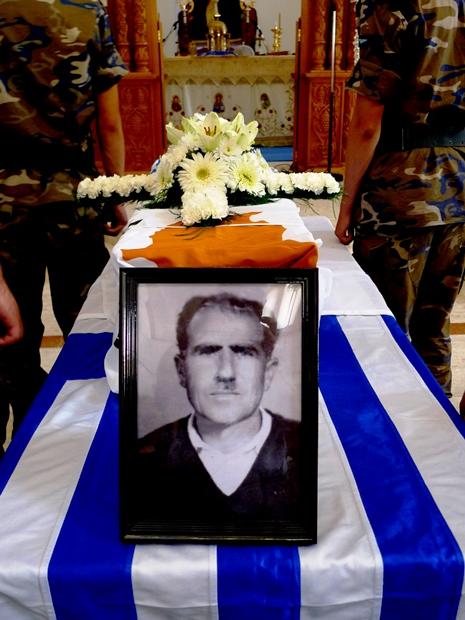 Κηδεία Αντώνη Χρ. Χατζηαντώνη